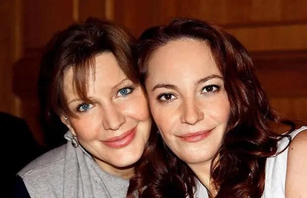 Елена Проклова с дочкой