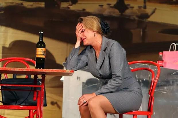 Елена Проклова в театре