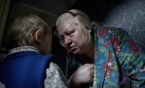 Светлана Крючкова в фильме «Похороните меня за плинтусом»