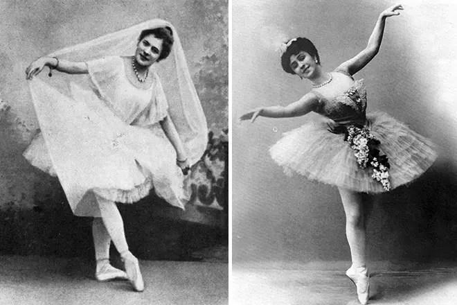muž baletné tanečnice datovania