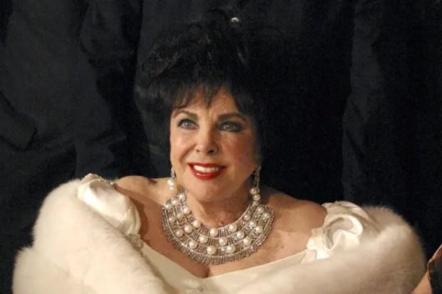 Элизабет Тейлор в последние годы