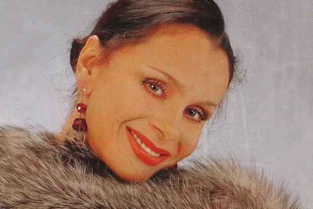 Актриса Любовь Полищук
