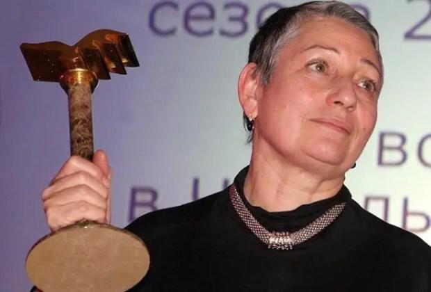 Людмила Улицкая - лауреат многих литературных премий