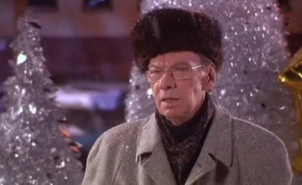 Алексей Баталов в фильме «Карнавальная ночь 2, или 50 лет спустя!»