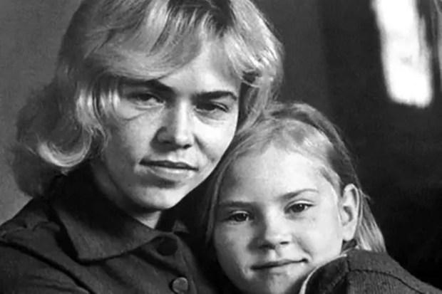 Ада Якушева с дочерью Татьяной