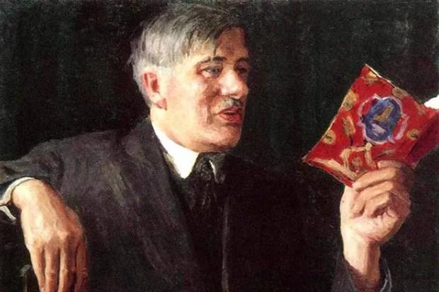Портрет Корнея Чуковского