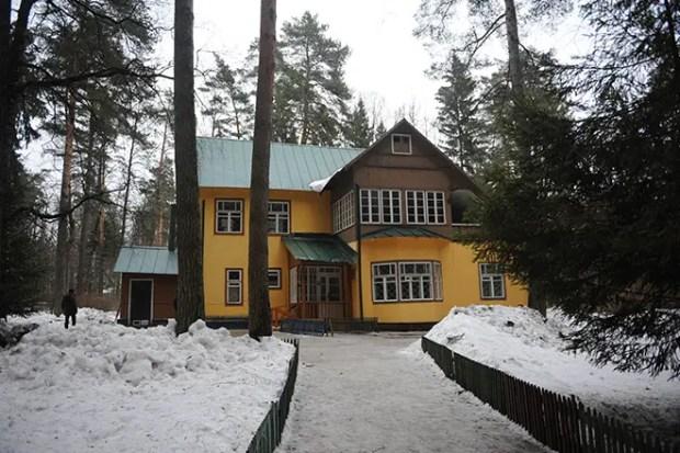 Дом-музей Корнея Чуковского