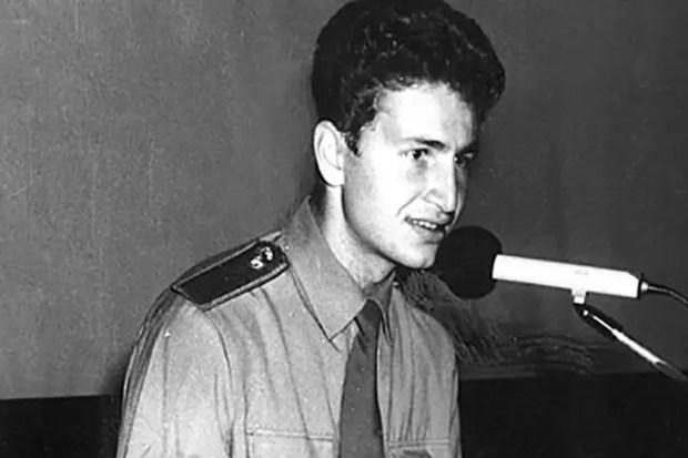 Леонид Агутин в армии