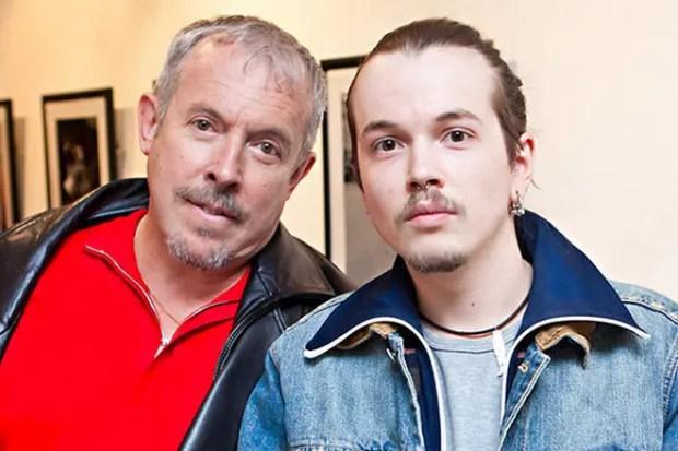 Андрей Макаревич с сыном Иваном
