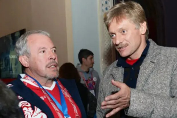 Андрей Макаревич и Дмитрий Песков