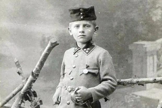 Оскар Шиндлер в детстве