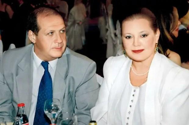 Людмила Сенчина и Владимир Андреев
