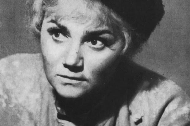 Тамара Синявская в театре