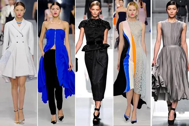 221c4f2a671 Всъщност новата концепция е далеч от това, което момичетата и жените от  онези времена са носили преди това. Елегантният и романтичен стил беше  контрастиран ...