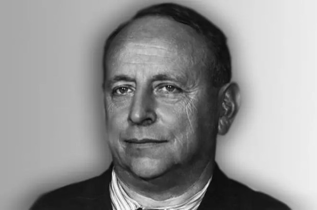 Писатель Евгений Шварц