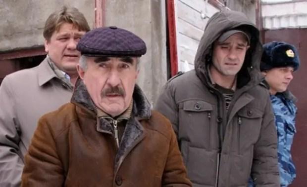 Леонид Каневский в сериале «Семин. Возмездие»