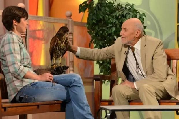 Николай Дроздов в передаче «В мире животных»