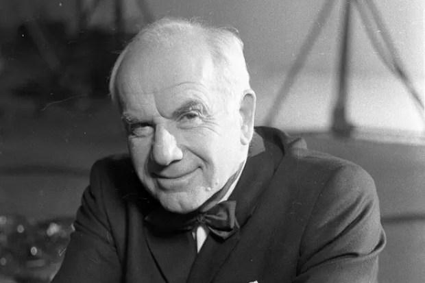 Актер Игорь Ильинский