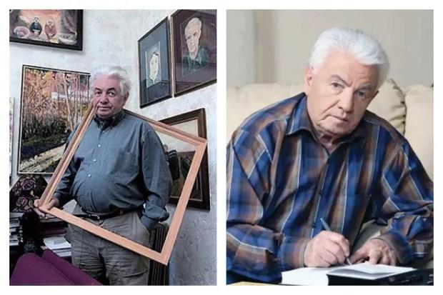 Писатель и художник Владимир Войнович