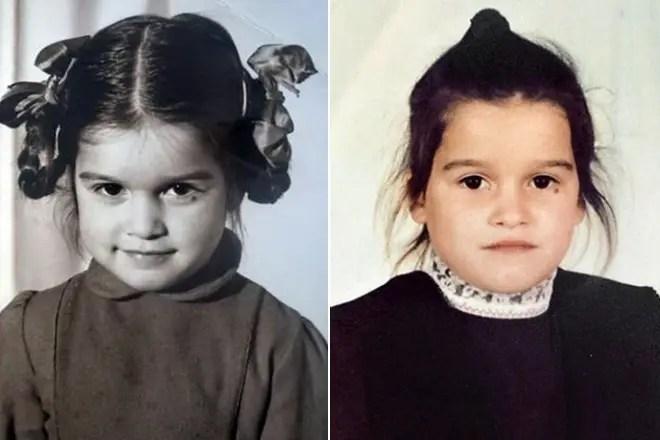 Ксения Бородина биография личная жизнь семья муж дети  фото