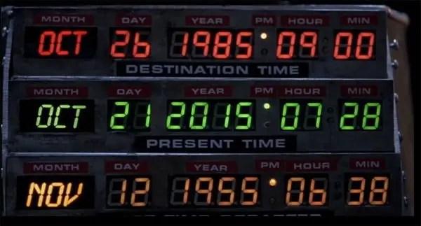 Будущее наступило: соцсети отмечают дату из культового фильма