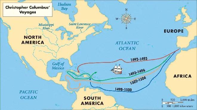 Christopher Columbus Ugy Dontott Christopher Columbus Amerika