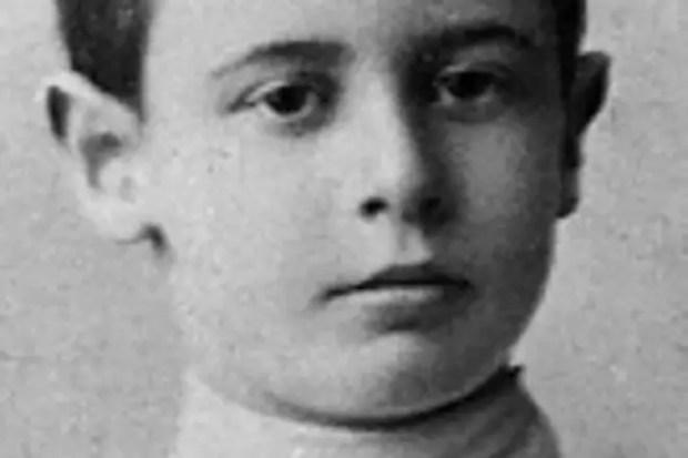 Лев Кассиль в детстве