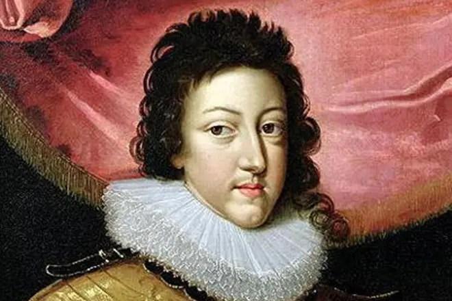 Луи 13 крал на Франция биография. Начало на управлението на Луи ...