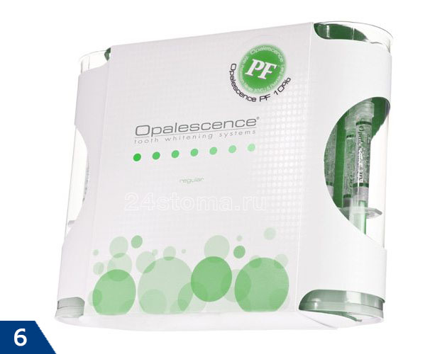 Opalescence PF с 10% концентрацией пероксида карбамида