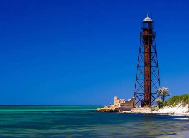 Маяку на острові Джарилгач вже більше 100 років