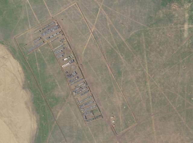 військовий табір росія крим