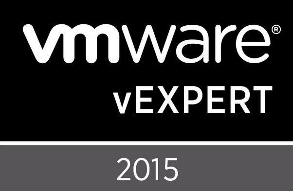 VMware vExpert Award!
