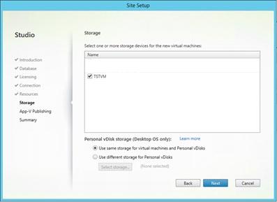 XenDesktop Install