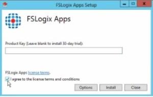FSLogix Install 1