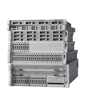Introducing All-New Cisco UCS M5 C-Series Rack Servers