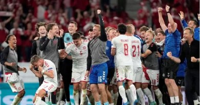 Euro Cup: এভাবেও ফিরে আসা যায়! দুর্দান্ত জয়ে এগিয়ে গেল ডেনমার্ক