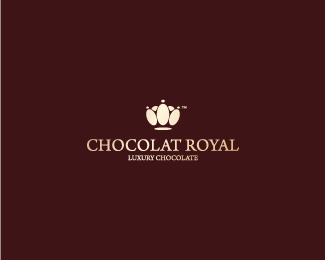 Chocolat Royal 25 logos con mucho chocolate
