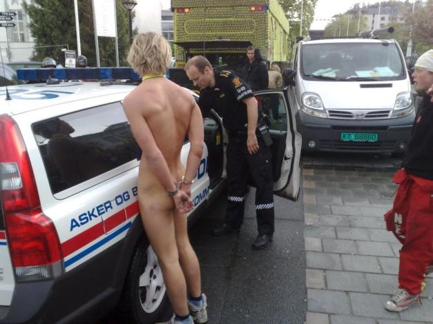 nude blonde boy