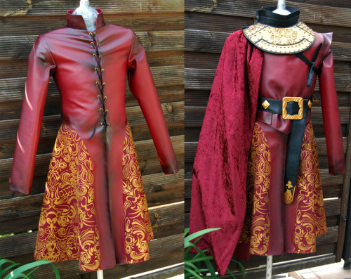 Joffrey outfit