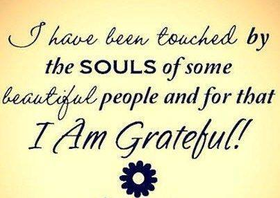 Friendship #Quotes I have been touched by the souls of some ...