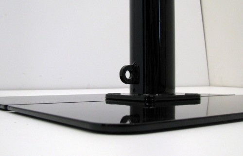 Finally! An affordable Kiosk Stand that doesnt look like a music stand! Our Round stand offers a simple solid clean look which compliments the iPad design.