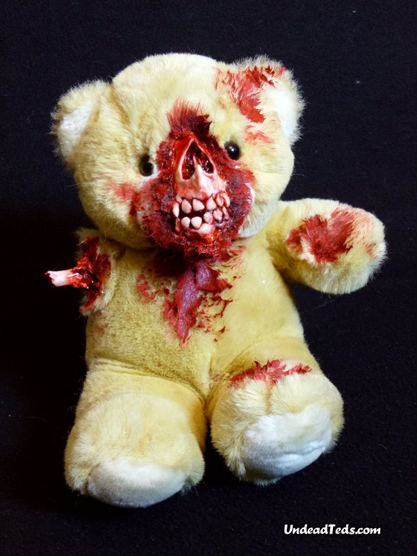 Undead Teds zombie teddy bears