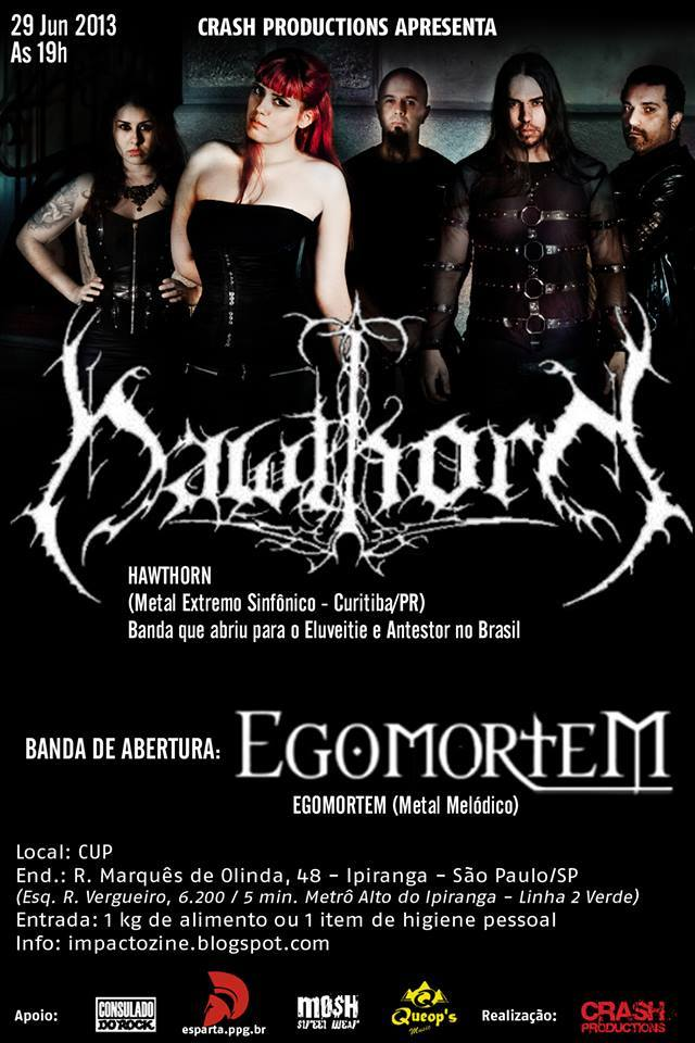 show sabado gratuito metal