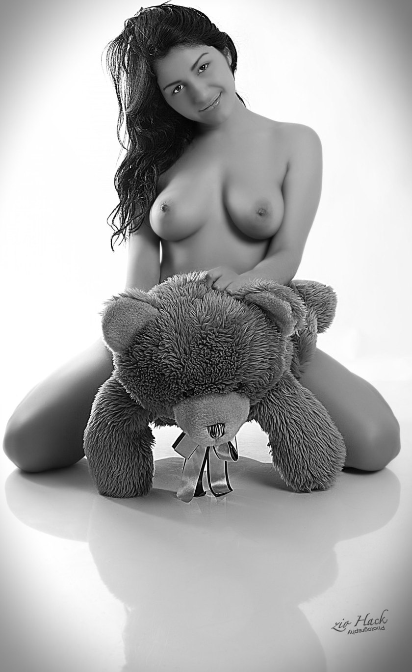 Teddy dietro BW1 by Zio Hack