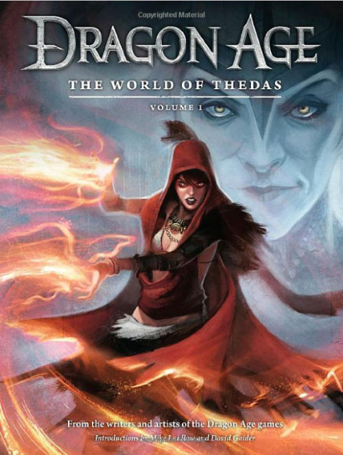 World of Thedas Cover Shot