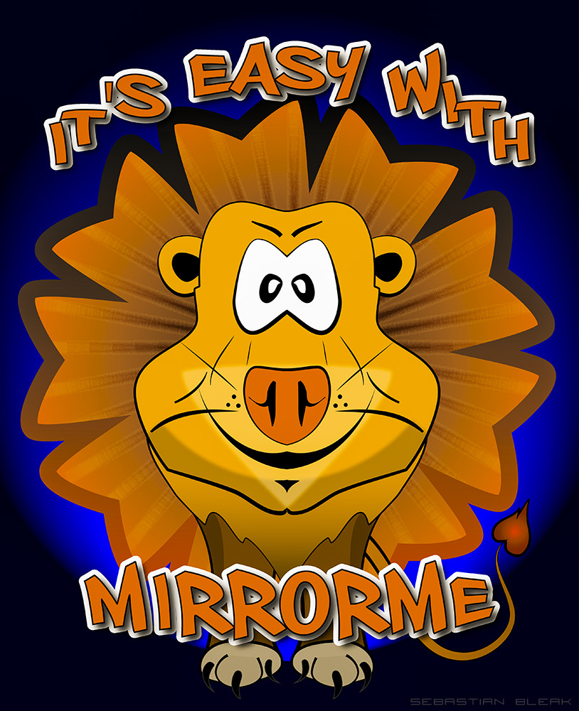 MirrorMe by Astute Graphics for Adobe Illustrator