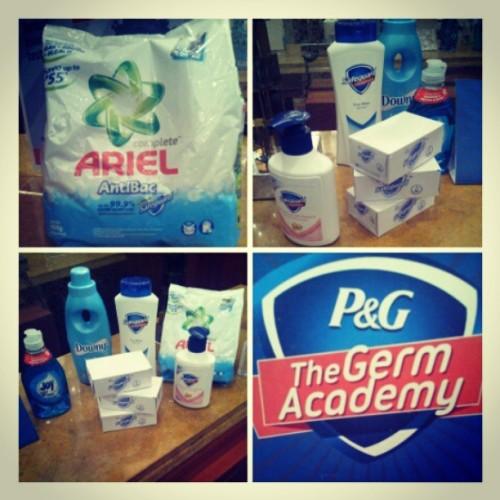 P&G Germ Academy