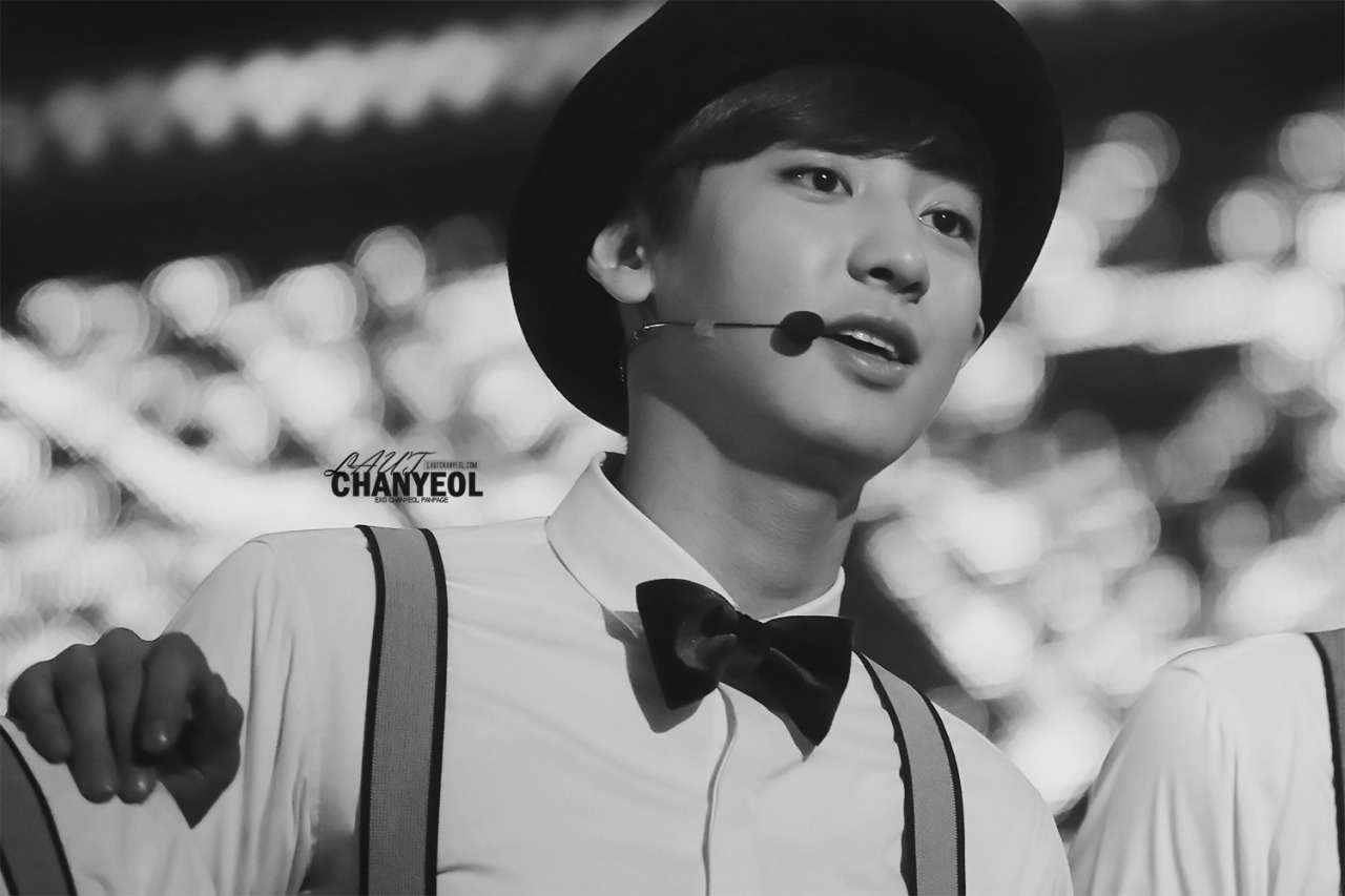 laut chanyeol | do not edit.