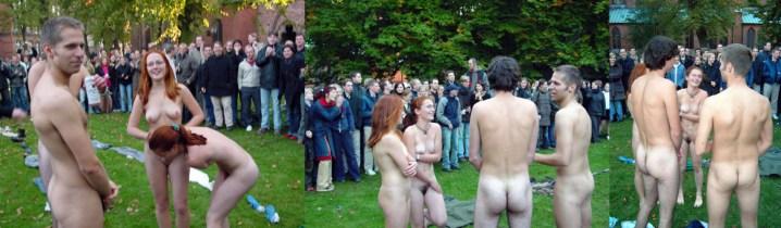 nordic nudists