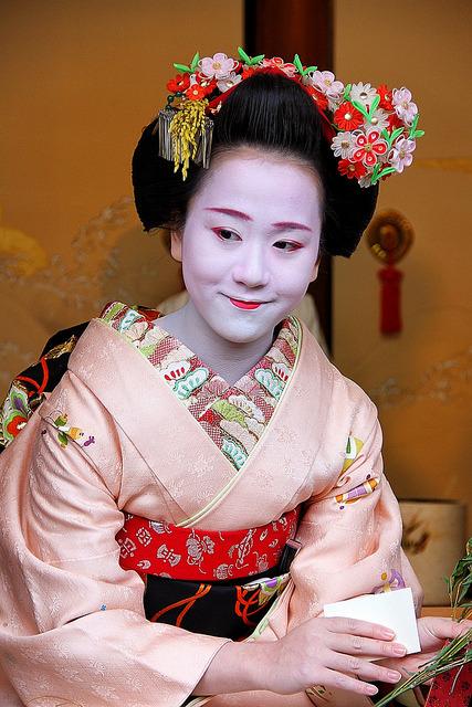 Ebisu Jinja 2013: maiko Masaki by IT'S HOY on Flickr